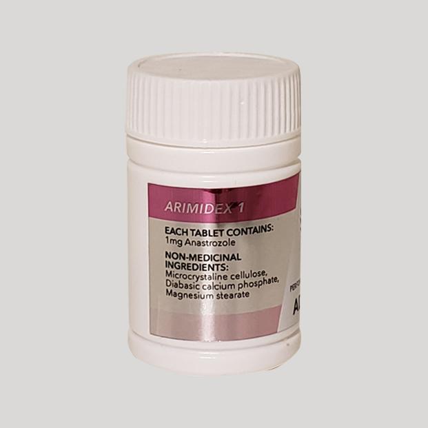 Arimidex pharmacology side effects