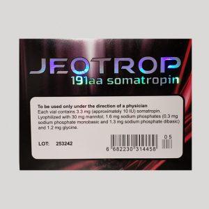 Jeotrop 191aa Somatropin