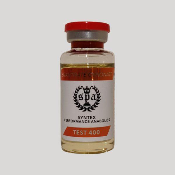 Syntex - Testosterone 400mg/mL - 20mL