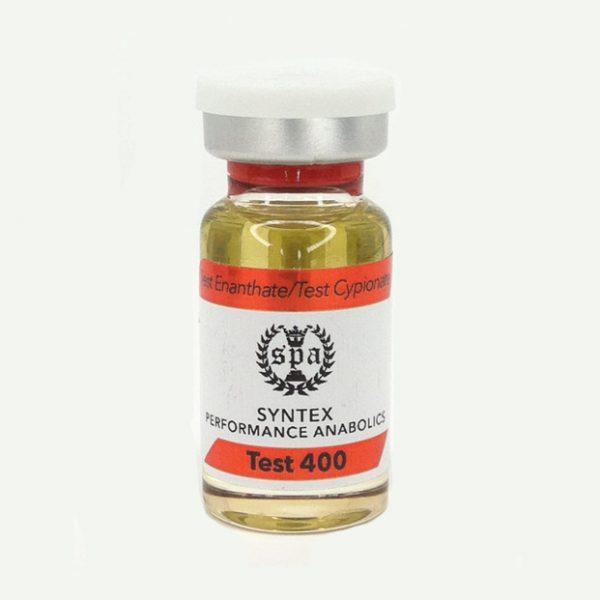 Syntex - Testosterone 400mg/mL