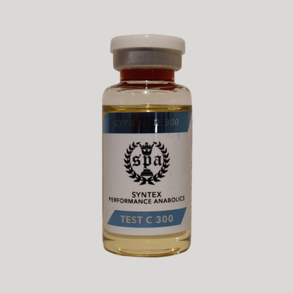Syntex - Testosterone Cypionate 300mg/mL - 20mL
