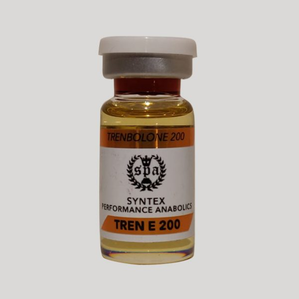 Syntex - Trenbolone Enanthate 200mg/mL 10mL