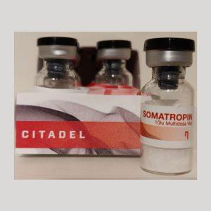 Citadel 10IU Somatropin