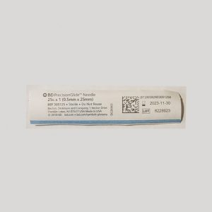 25G x 1″ BD PrecisionGlide™ Needle
